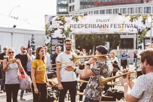 Reeperbahn Festival Village
