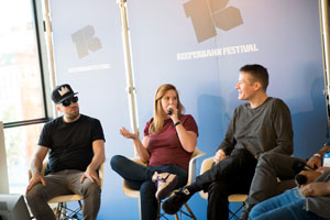 Talks und Panels auf dem Reeperbahn Festival